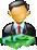 Ícone: Cargos e Remuneração Servidores